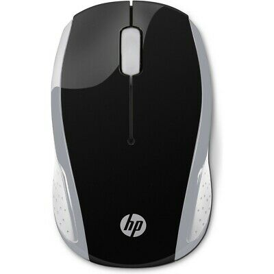 AU16.96 • Buy HP Wireless Mouse 200 - Silver