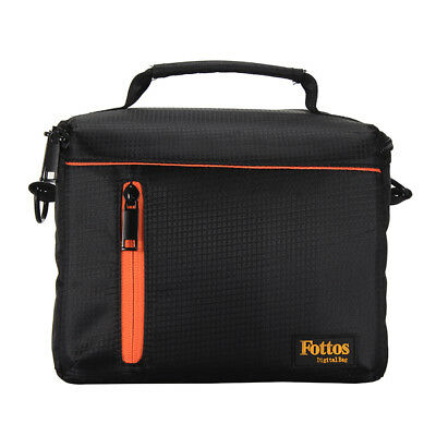 Waterproof Shoulder Camera Bag Case For NIKON COOLPIX B500 B700 B600 P900 • 16.99£