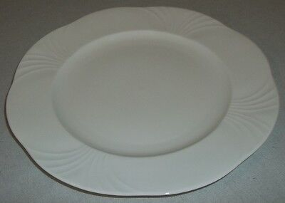 Villeroy & And Boch ARCO WEISS Salad / Dessert Plate 21cm Excellent • 27.99£