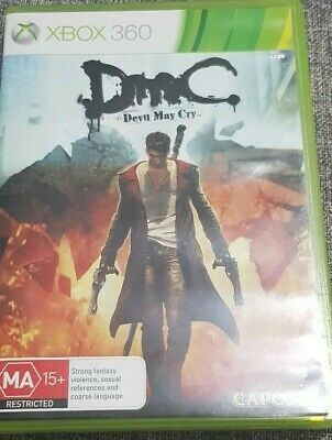 AU20 • Buy DmC: Devil May Cry (Sony PlayStation 3, 2013)