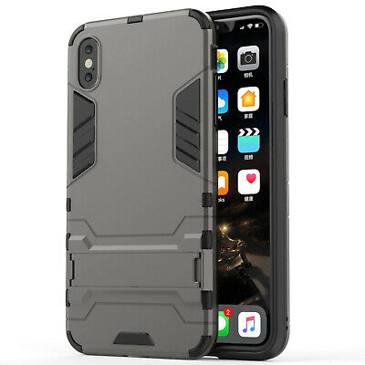 AU10.44 • Buy Extreme Tough Armor Case Cover Impact Hybrid Shock Drop Proof IPHONE XS MAX XR 8