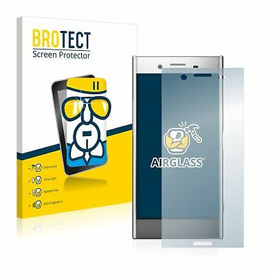 AU38.91 • Buy Sony Xperia XZ Premium, BROTECT® AirGlass® Premium Glass Screen Protector Clear