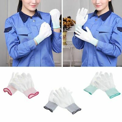 $5.84 • Buy Anti Static Antiskid Glove Pc Computer Esd Electronic Work Repair Gloves