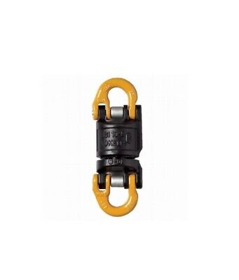 Unused Yoke Insulated 2t Swivel Joint With Half Link Couplings Lifting Equipment • 140£