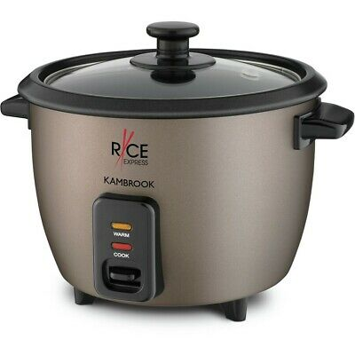 AU39 • Buy Kambrook 8 Cup Rice Express Rice Cooker - KRC80CHO