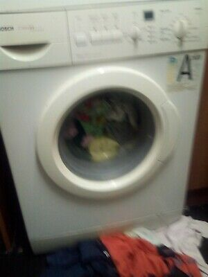 Washing Machine, White, Bosch Classixx 1200 Express, Fully Working  • 48£