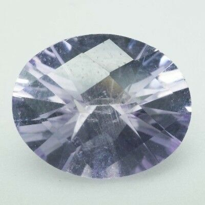$9.99 • Buy Lavender Quartz / Oval Cut / Loose Stone / Approx. 1.45ct 10X8mm / New W/ Case