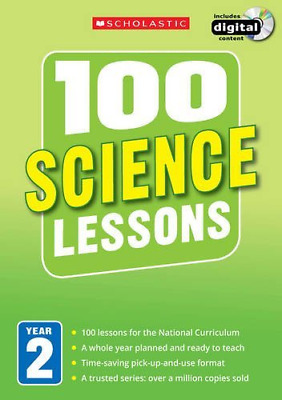100 Science Lessons: Year 2 100 Lessons - New Curriculum • 14.37£