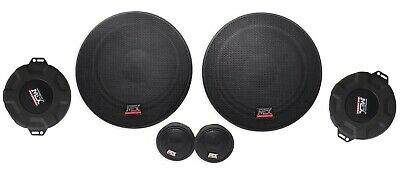 AU514.84 • Buy MTX SS7 Signature Series 6½'' 150W 4 Ohm 2 Way RMS Component Speaker 6.5 Inch