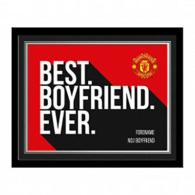 Manchester United F.C - Personalised Print (BEST ? EVER) • 29.99£