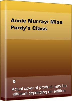 Annie Murray: Miss Purdy's Class PC Fast Free UK Postage 9780230015203 • 7.15£