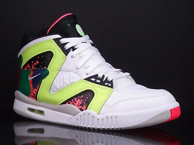 quality design ccf7d 07dfc NEW Nike Air Tech Challenge 1 2 3 Hybrid Andre Agassi US Open NIB W