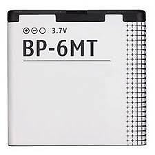 BP-6MT 1050mAh Replacement BATTERY FOR NOKIA MODELS E51 6350 N81 6720 N82 • 4.99£