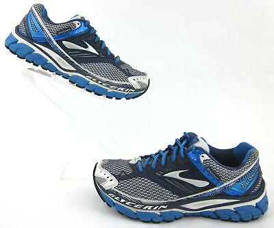 0bba34a7705 Brooks Glycerin 10 Womens Running Shoes White Blue Gray US 7.5B • 48.49