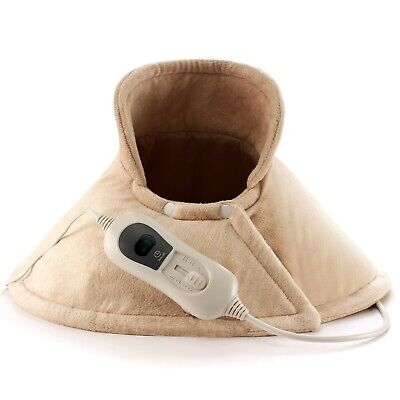 Sweet Dreams Neck And Shoulder Heat Therapy Warming Electric Heating Pad • 34.95£