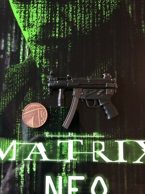 £19.99 • Buy Hot Toys Neo The Matrix MMS466 Heckler & Koch MP5K SMG Loose 1/6th Scale