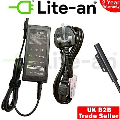 $ CDN33.50 • Buy OEM 15V 4A 60W For Microsoft Surface Pro 4 Q4Q-00001 AC Adapter Charger 1706