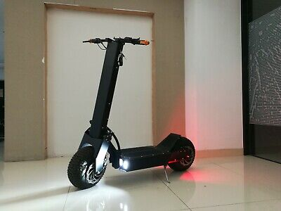$ CDN6630.06 • Buy NEW 2019 SUN 8000w/96v Two Wheel Folding Off Road Electric Scooter FAST 55MPH