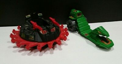 $15 • Buy Masters Of The Universe Roton And Road Ripper Vehicles
