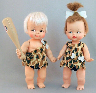 £3.51 • Buy Sewing Pattern ~ CAVE BOY & GIRL Outfits For Pebbles & BamBam