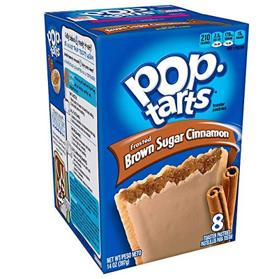 Pop Tarts Frosted Brown Sugar Cinnamon - Us Import  • 6.95£