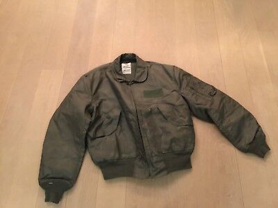 $ CDN208.83 • Buy Cwu36p Flight Jacket  , Excellent Used,100% Aramid, 2000, Us Made, Issue, Large.