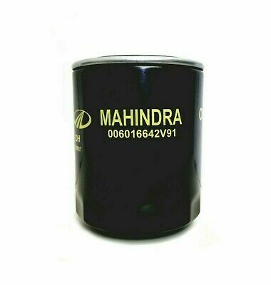 $22.80 • Buy Oil Filter   For  Mahindra Tractor    006016642v91
