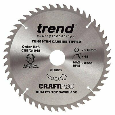 300mm Z=24 Id=30 Trend Table / Rip Saw Blade • 50£