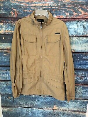 $74.95 • Buy Brand New With Tags Harley Davidson MILITARY STYLE SLIM FIT JACKET Medium