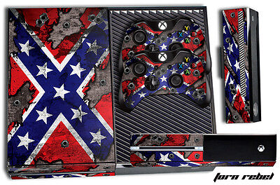 $8.95 • Buy Designer Skin For XBOX ONE 1 Gaming Console +2 Controller Sticker Decals DEEP US