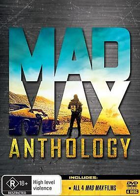 Mad Max Anthology 1 - 4 (DVD X4, Region 2, In Individual Cases) • 5.99£