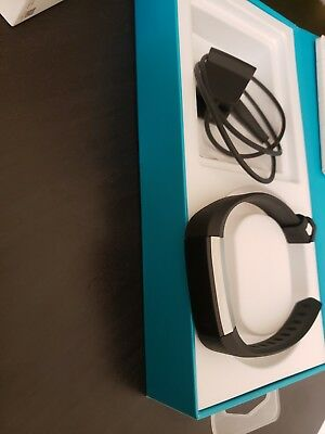 $ CDN77.24 • Buy Fitbit Alta HR + Fitness Wristband Large Black Band+2 Extra Accessories Band
