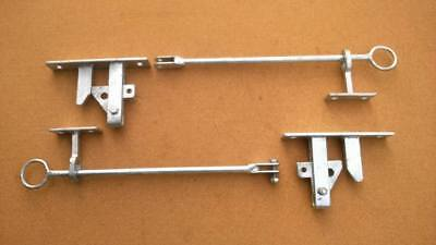 £44.95 • Buy Hunting Type Horse Latch 5 Bar Field Gate Driveway Gate Fencing Tools Saddles