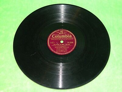 CARROLL GIBBONS And SAVOY HOTEL ORPHEANS : This Heart Of Mine -1945 UK 78rpm 183 • 2.92£