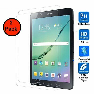 £5.49 • Buy 2 Pack Genuine Tempered Glass For Samsung Galaxy Tab A 10.1inch(SM-T580 / T585)