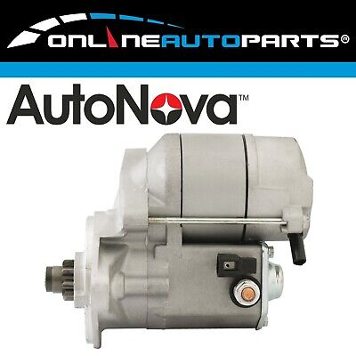 AU184.75 • Buy Starter Motor Suits Rodeo KB TFR16 TFR17 TFS17 4cyl 2.3L 2.6L 4ZD1 4ZE1 1985~98