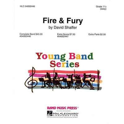 AU108 • Buy Fire And Fury Bmp