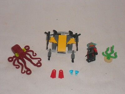 Lego City Diver With Small Submarine - Set 60090 Complete • 8.99£