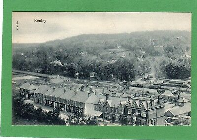 Kenley Railway Station Nr Coulsdon Purley Pc Unused  Ref G70 • 15£
