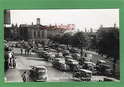 £30 • Buy Market Place Chipping Norton Motor Car RP Pc Unused Frank Packer Ref M510