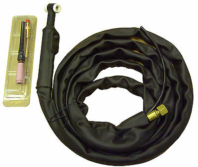 £67 • Buy WP17 8 MTR TIG WELDING TORCH - Switched And Sheathed