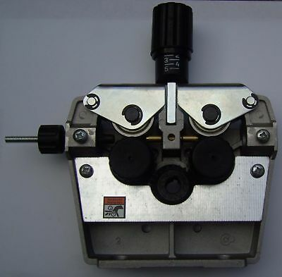 £125 • Buy HEAVY DUTY 4 ROLL MIG WELDER WIRE FEED PLATE Used In Tecarc, Lincoln Bester, Etc