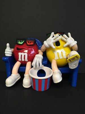 $28 • Buy Vintage M&M Candy Dispenser On A Couch