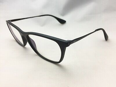 603194b743a31 Ray Ban Black Eyeglasses RB7053 5364 58-17 145 RX For Parts Only • 49.99