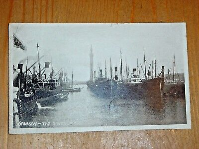 £3.99 • Buy Postcard.   Grimsby - The Royal Dock, Lincolnshire.