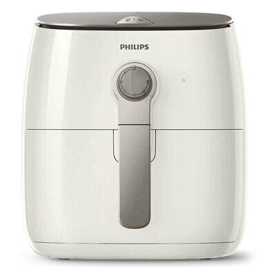 AU269 • Buy Philips HD9721/21 1500W Airfryer Rapid Low Fat Oil Free Air Fryer Cooker White