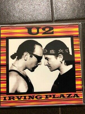 U2-Live Irving Plaza, NYC Cd (Import) 2000 • 39.99$