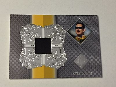 $9.99 • Buy 2013 Kyle Busch Press Pass Car Cover Relic Mint SP NASCAR