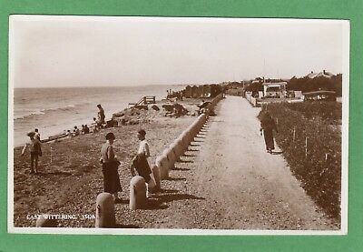 East Wittering Nr Chichester RP Pcunused Salmon  Ref L395 • 9.50£