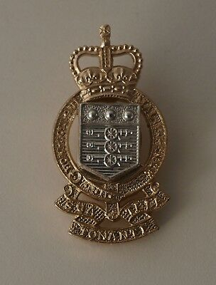 Danbury Mint Cap Badge The Royal Army Ordnance Corps - Staybrite Anodised (289)  • 5.99£